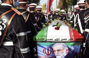 FakhriZadeh Funeral