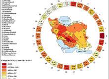 خشکسالی ایران